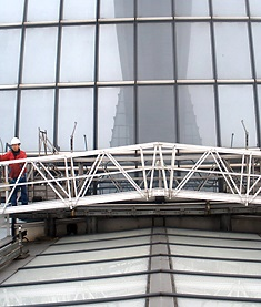Gantries a cost effective, practical solution for limited roof space