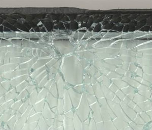 Glass breakage