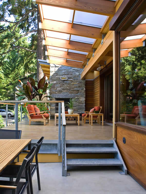 How To Construct A Glass Canopy For Patios Glassonweb Com