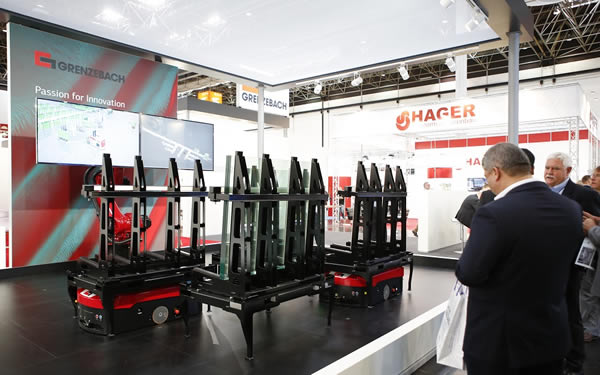 Grenzebach at glasstec
