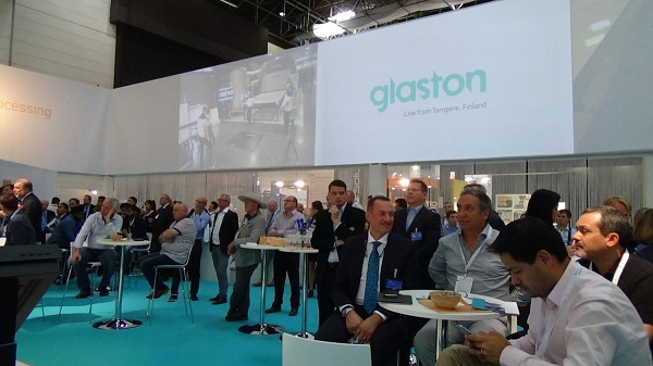 Glaston at glasstec