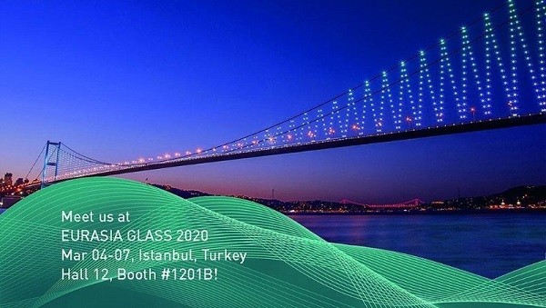 Glaston Group at Eurasia Glass 2020
