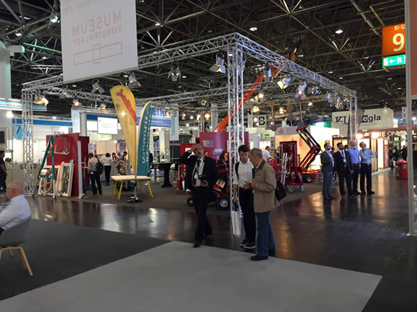 GLG at glasstec