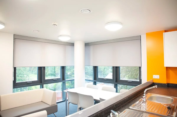 Trust and recommendation lay foundations for successful blinds project at Liverpool UNI