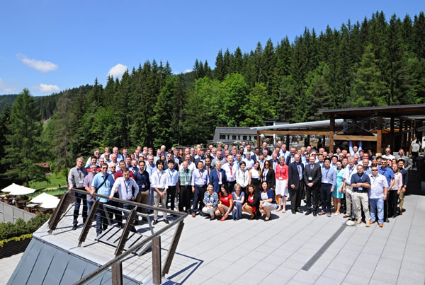 Group photo of Seminar 2017