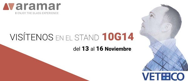 Hegox Inox Square will be in Veteco with Aramar