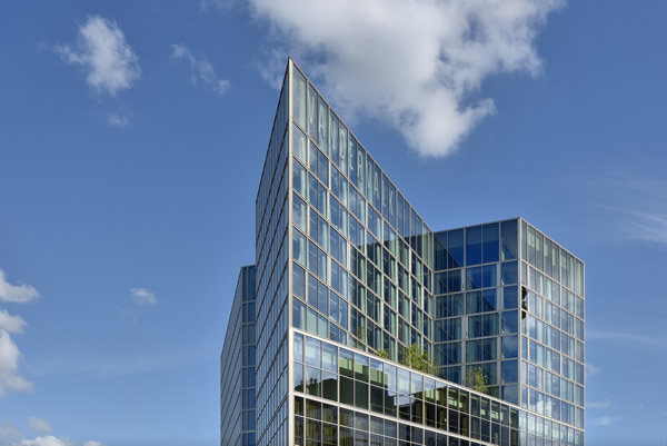 Guardian Glass Project: Hotel Van Der Walk Zuidas Vivaldi