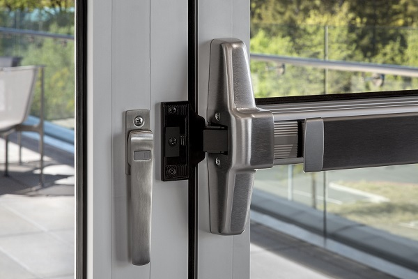 HSW Systems 04: Integrated Swing Doors Let New Possibilities Enter