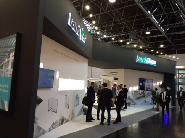 LandGlass at glasstec