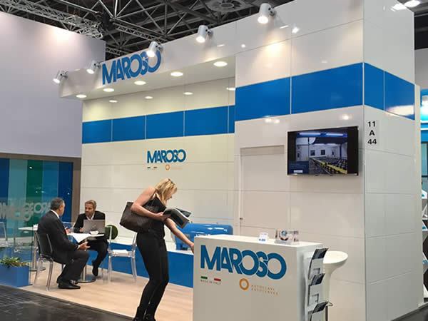 maroso at glasstec