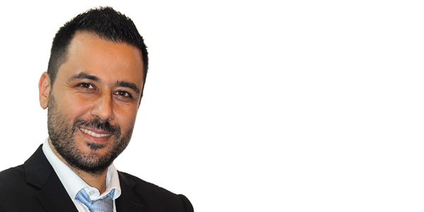 Milad Doumit – Sales Engineer of the new representation of HEGLA in Dubai