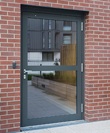 ​Apartment Blocks in Manchester Achieve Secured By Design Safety Standards with Technal Windows and Doors [Click and drag to move] ​