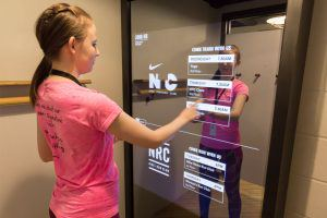 Mirror Screens: The Window to the Future