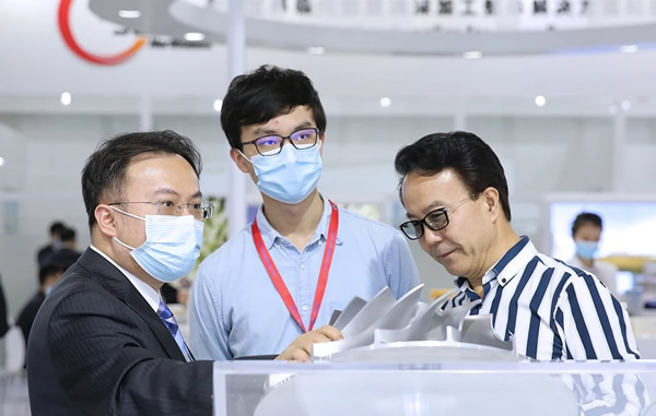 NorthGlass at the 2021 China Glass Exhibition