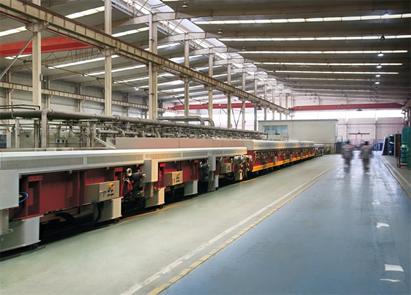 Shanghai coating production line