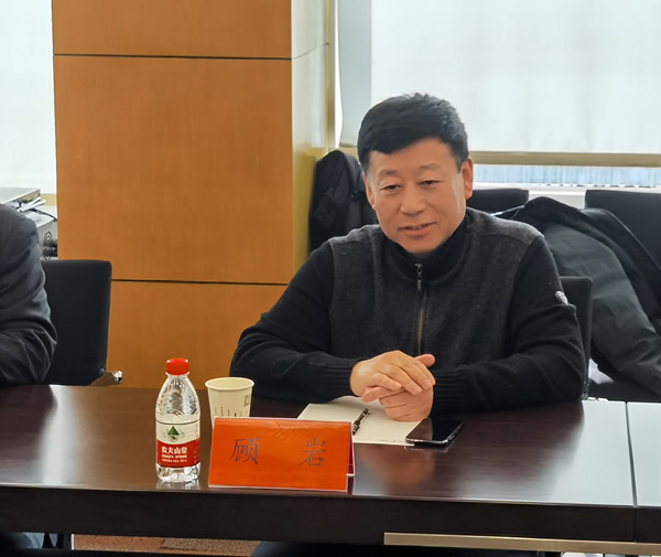 Mr. Yan Gu, Chairman of Matrass C-Graphene Industry Group Limited