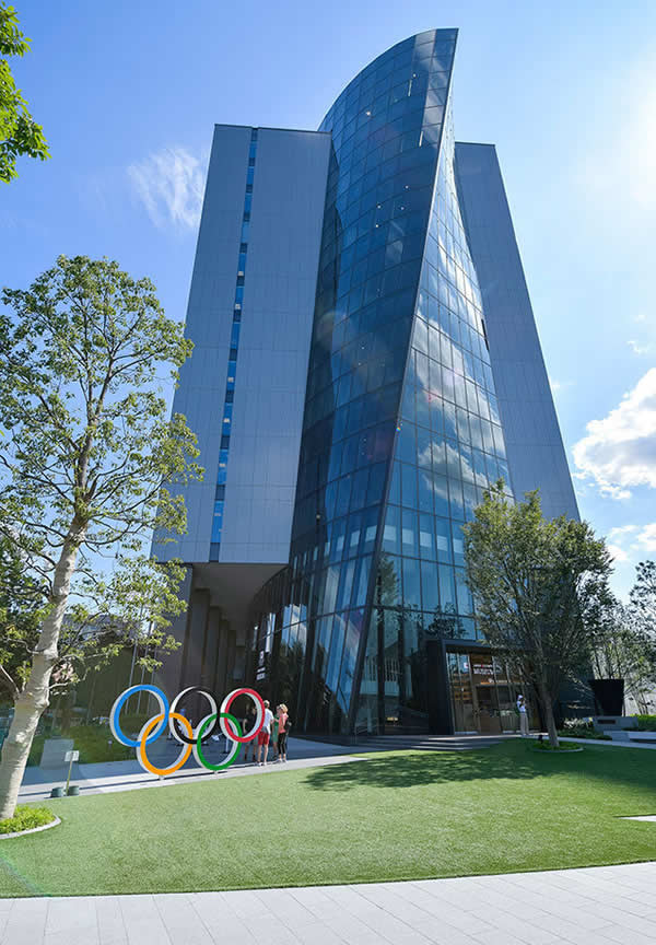 Spread The Olympic Spirit! Northglass Contributes to The Construction of Olympic Games