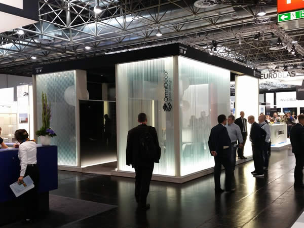 OmniDecor at glasstec