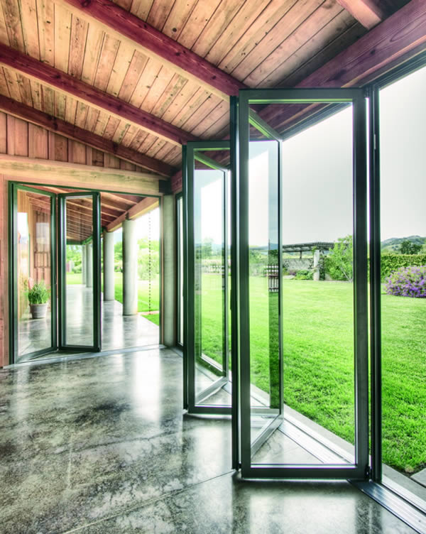Operable Glass Walls that Completely Changed a Building | NanaWall Systems