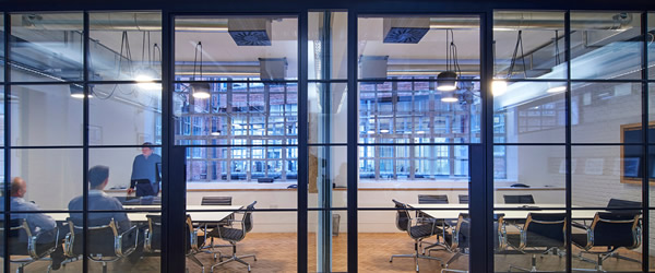 Introducing Optima's Shoreditch Edition: Crittall Style Glazing