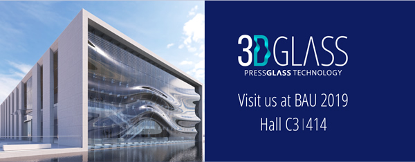 PRESS GLASS invites you to BAU 2019