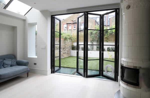 Quarrendon Street Basement Extension Using Mondrian Internal Doors & Quarrendon Street: Basement Extension Using Mondrian Internal Doors ...