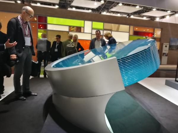 Highlights from glasstec