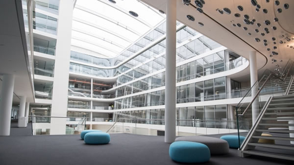 SIEMENS SHORTLISTED AS WORLD'S MOST SUSTAINABLE BUILDING