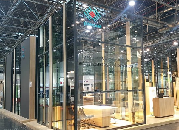 Sisecam at glasstec