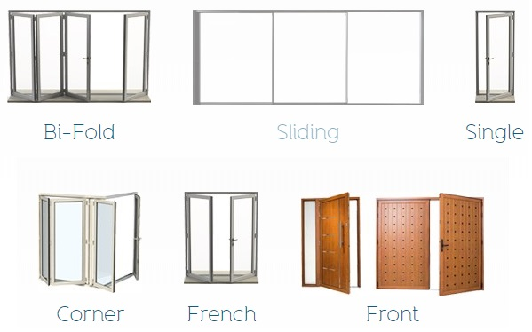 Origin Sliding Doors
