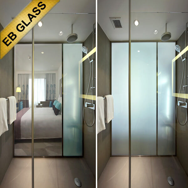 Switchable smart glass-eb glass brand