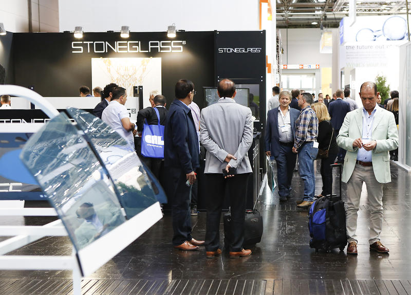 stoneglass at glasstec