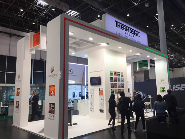Thermoseal at glasstec