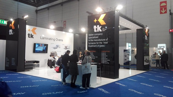 TK Srl at glasstec