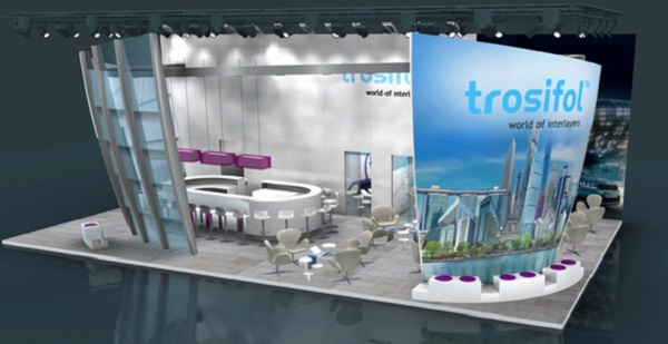 Trosifol ™ presents winners of the SentryGlas® design competition