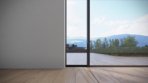Infinium: Truly Slimline Glazing