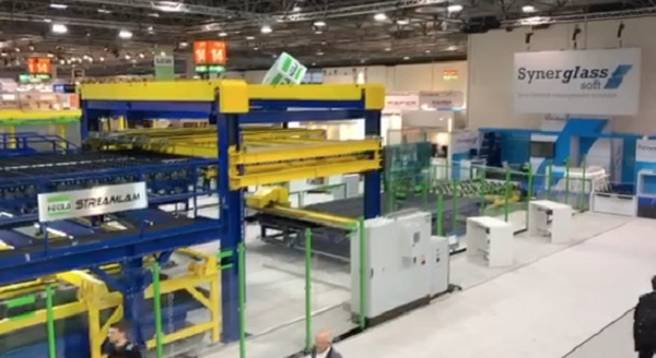 Very successful show for Bystronic glass and HEGLA teams at glasstec 2018