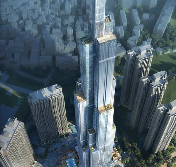 VinGroup Landmark Tower , Ho Chi Minh City