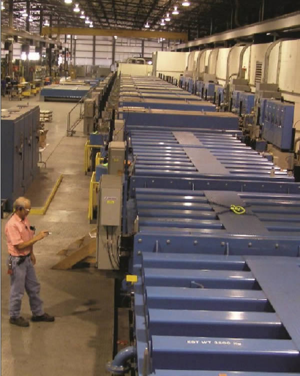 Vitro Architectural Glass to build jumbo MSVD coater in Wichita Falls, Texas