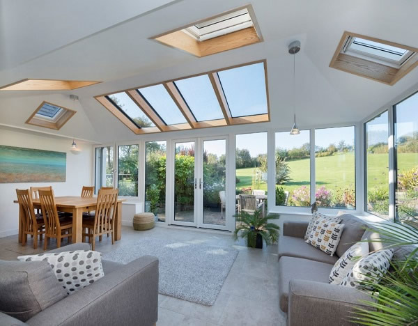 WARMroof Hybrid with TapcoSlate tiles