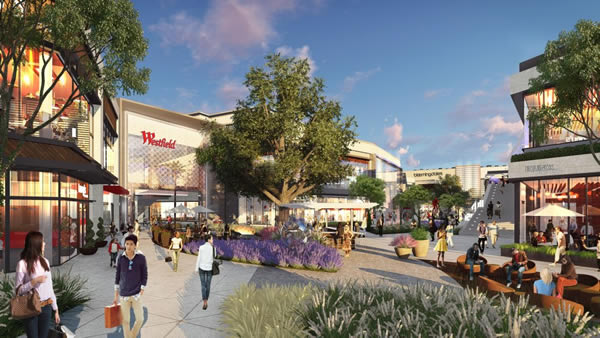 Westfield Valley Fair Mall Renovation and Expansion
