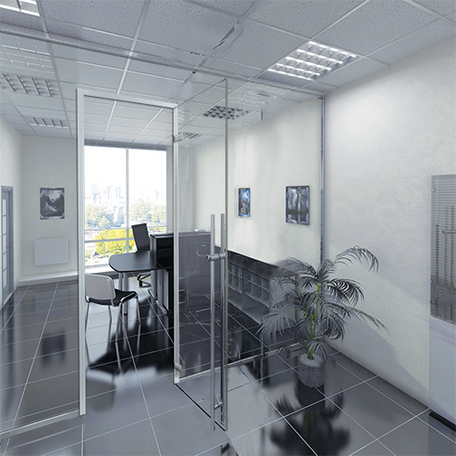 New Fallbrook Series Partition System From C R Laurence