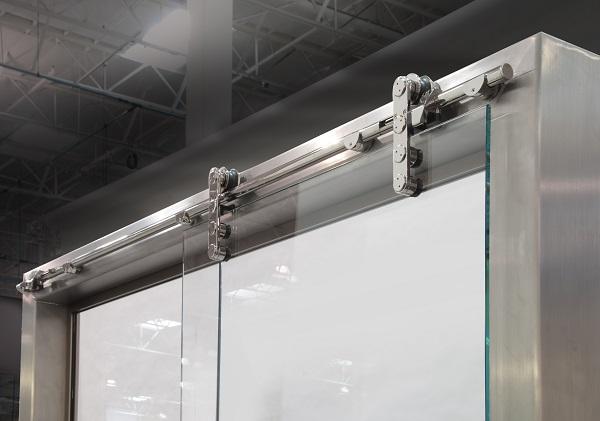 Aluminum Door Systems : Crl u s aluminum introduces new laguna series sliding
