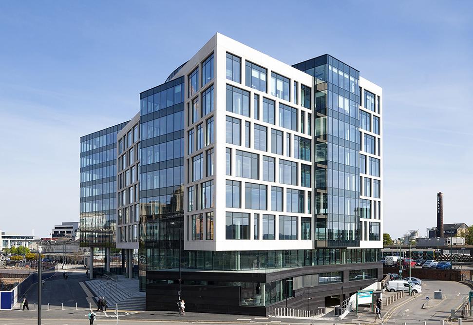 Quality Kawneer Glazing Helps With A Cardiff Catalyst