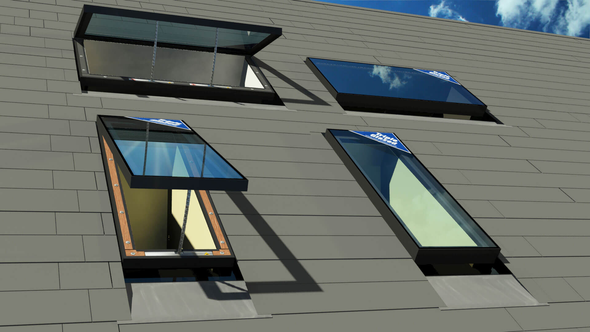 Roof Maker Launches Luxlite Roof Windows Glassonweb Com