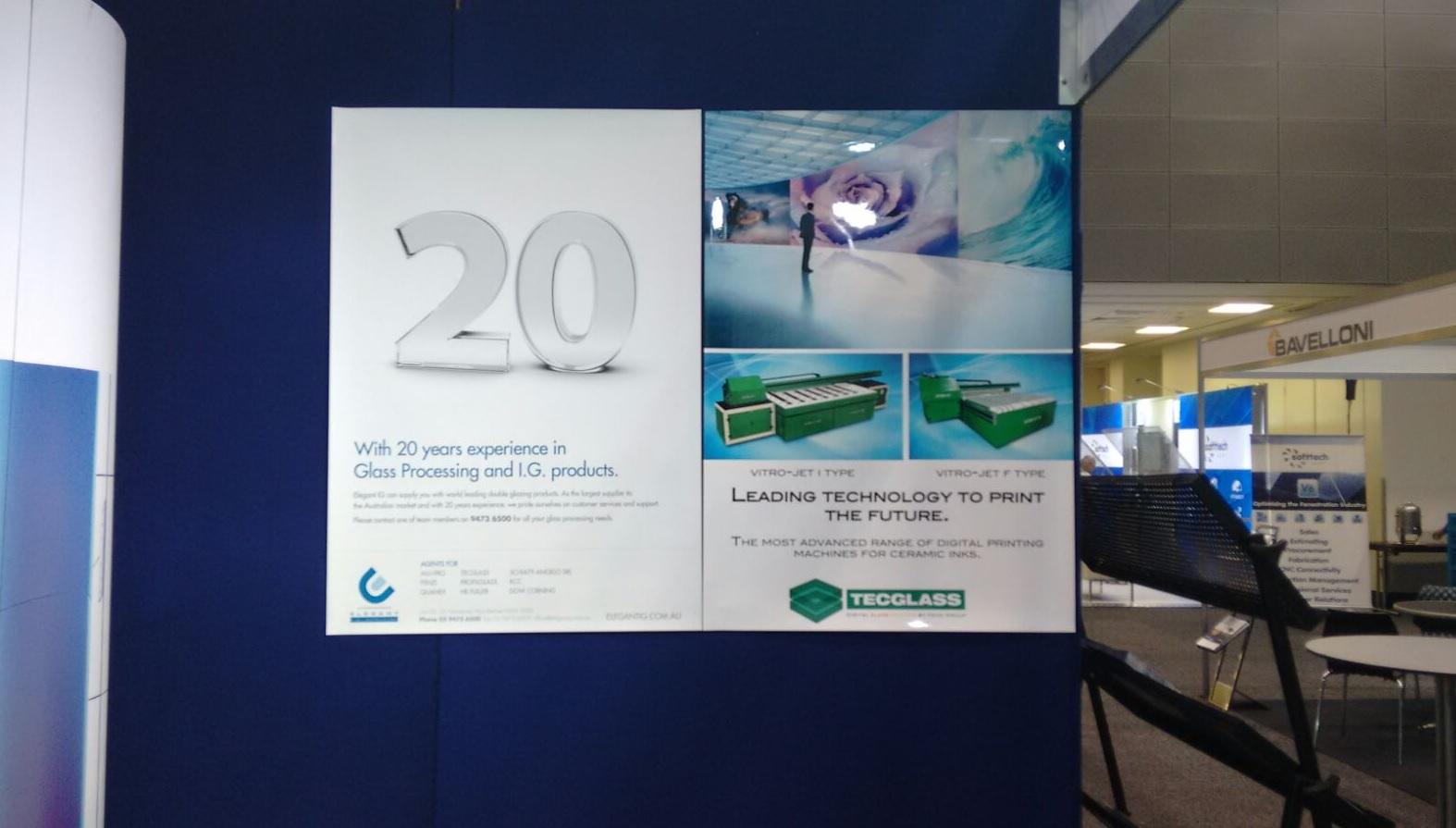 Australian Digital Printing On Glass