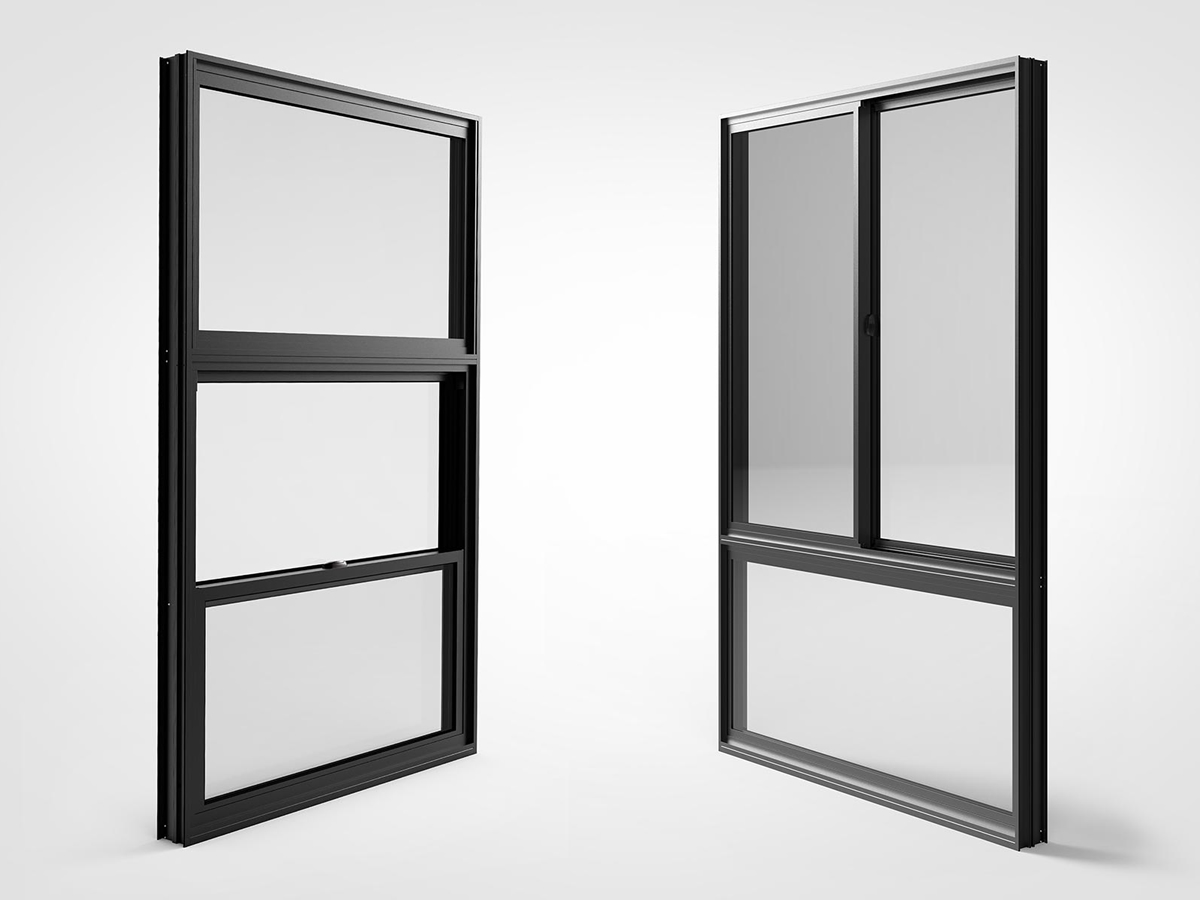 Western window systems introduces new single hung and for The new window company