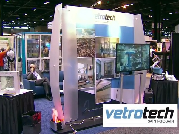 vetrotech saint gobain north america announces aia convention 2017 participation. Black Bedroom Furniture Sets. Home Design Ideas