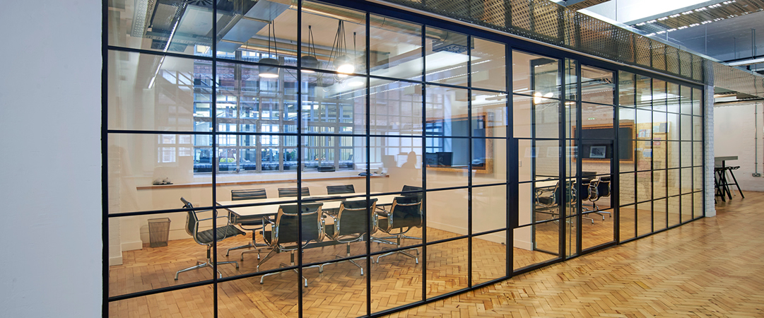 Introducing Optima S Shoreditch Edition Crittall Style