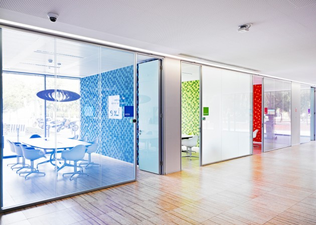 Privacy Glass Walls An Innovative Approach To Internal